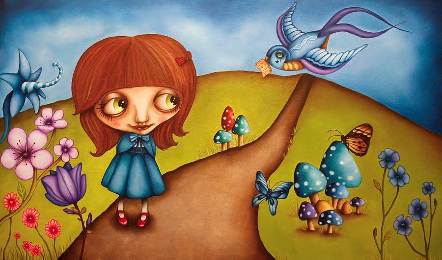 """""""Wonderland"""", 2010."""