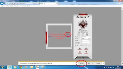 como Configuração de Câmera IP