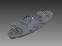 Ascendant class Battleship