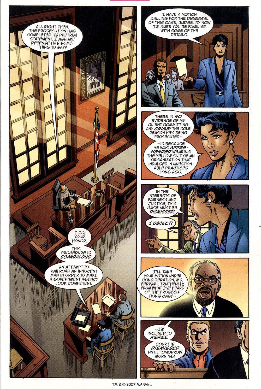 Captain America (1998) Issue #40 #47 - English 9