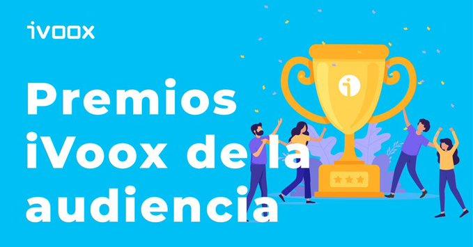 CONVOCADOS LOS II PREMIOS IVOOX 2019