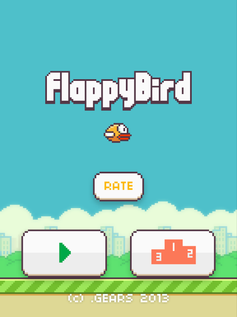 Tải game Flappy Bird