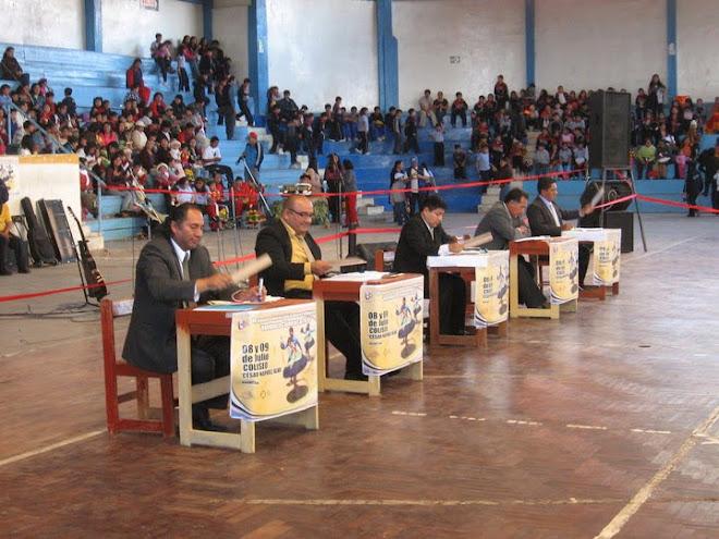 INKA FOLK EN EL KORY DANZA - CAJAMARCA (PERU)