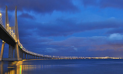 Puente Vasco de Gama - Lisboa
