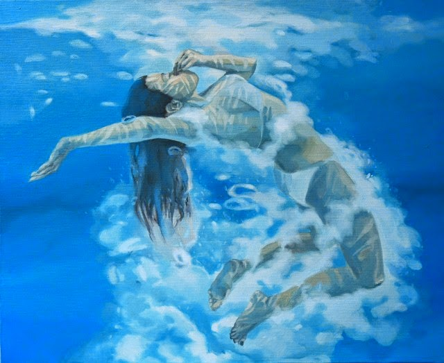 Сербский художник. Milos M Milosevic