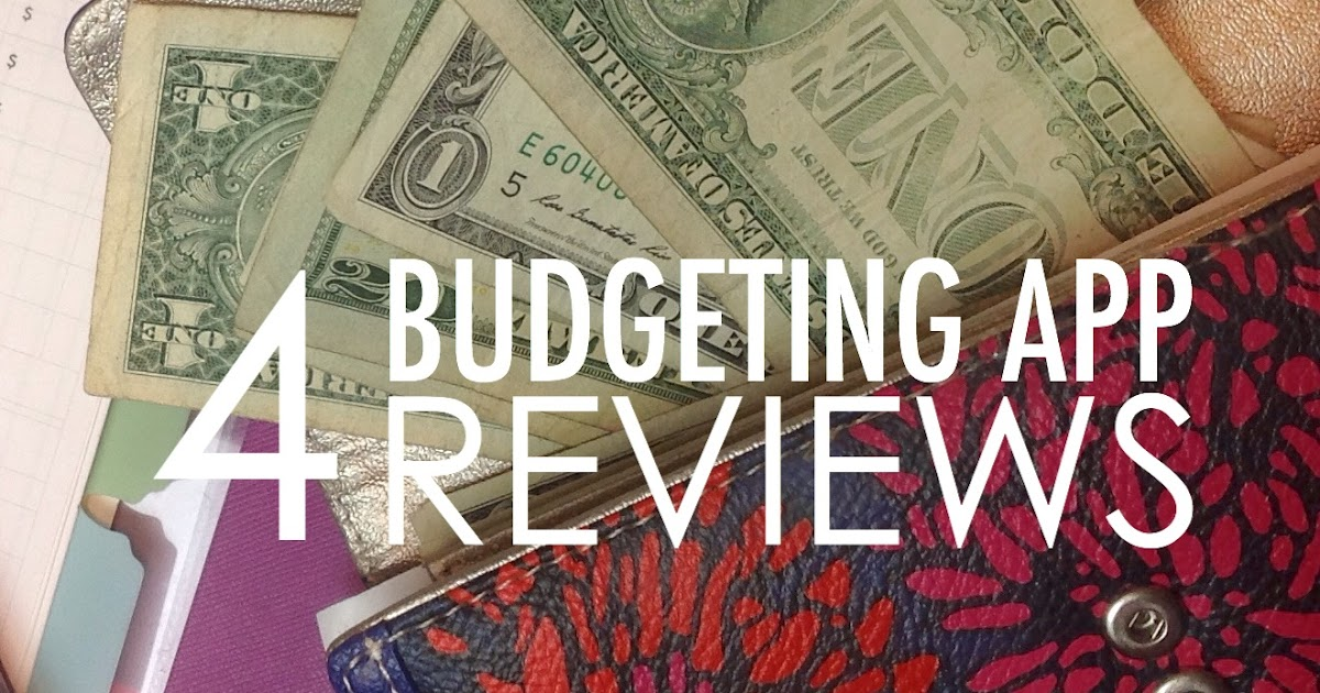 five sixteenths blog  budgeting app reviews      4 apps to