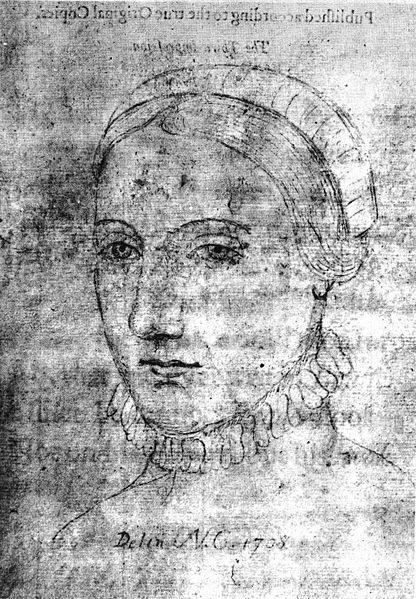 Anne Hathaway 1582. Anne Hathaway (1555/56 – 6