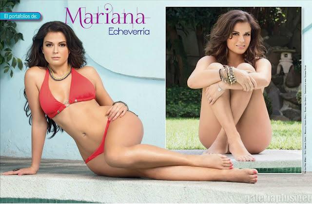 FOTOS: Mariana Echeverría Revista TvNotas Junio 2015 3