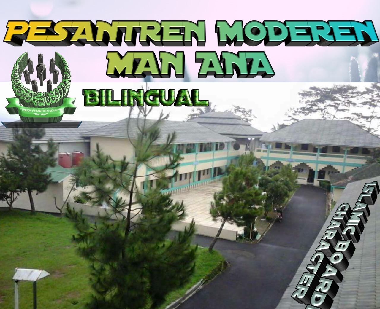 Pesantren Modern Man Ana