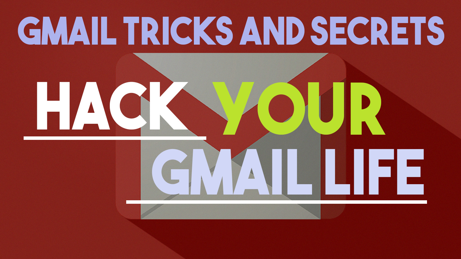 gmail tricks