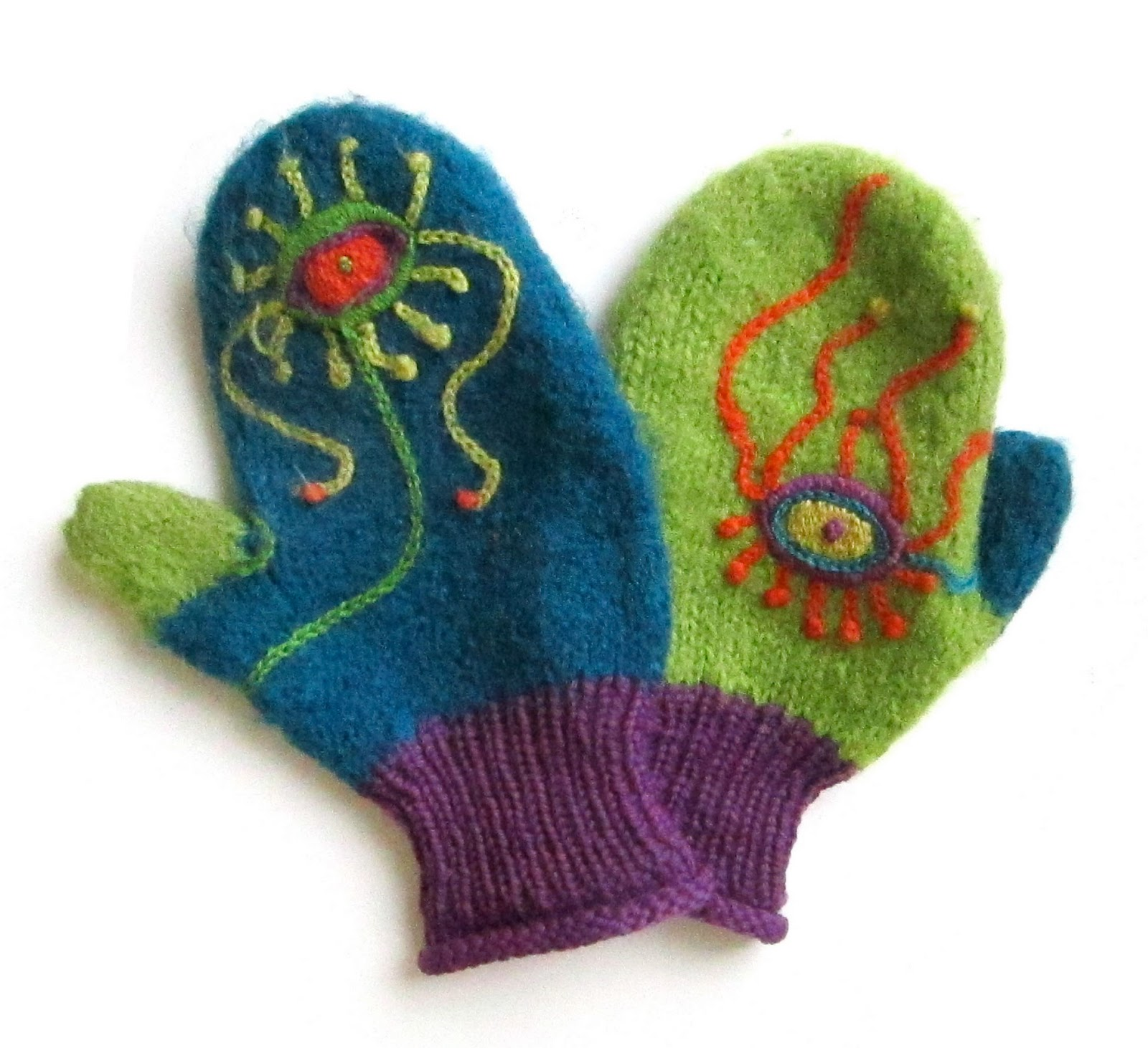 TECHknitting: A felting primer for hand knits (wet felting)