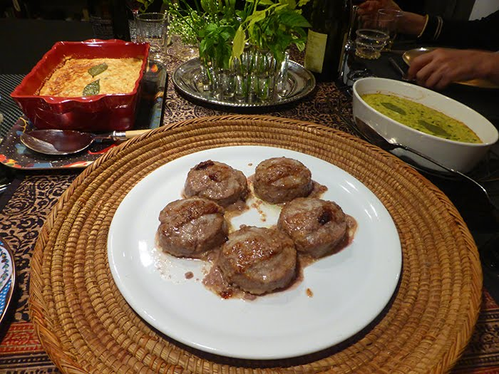 Hamburger della zia Renata