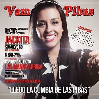 Jackita - Llego La Cumbia De Las Pibas (2013)