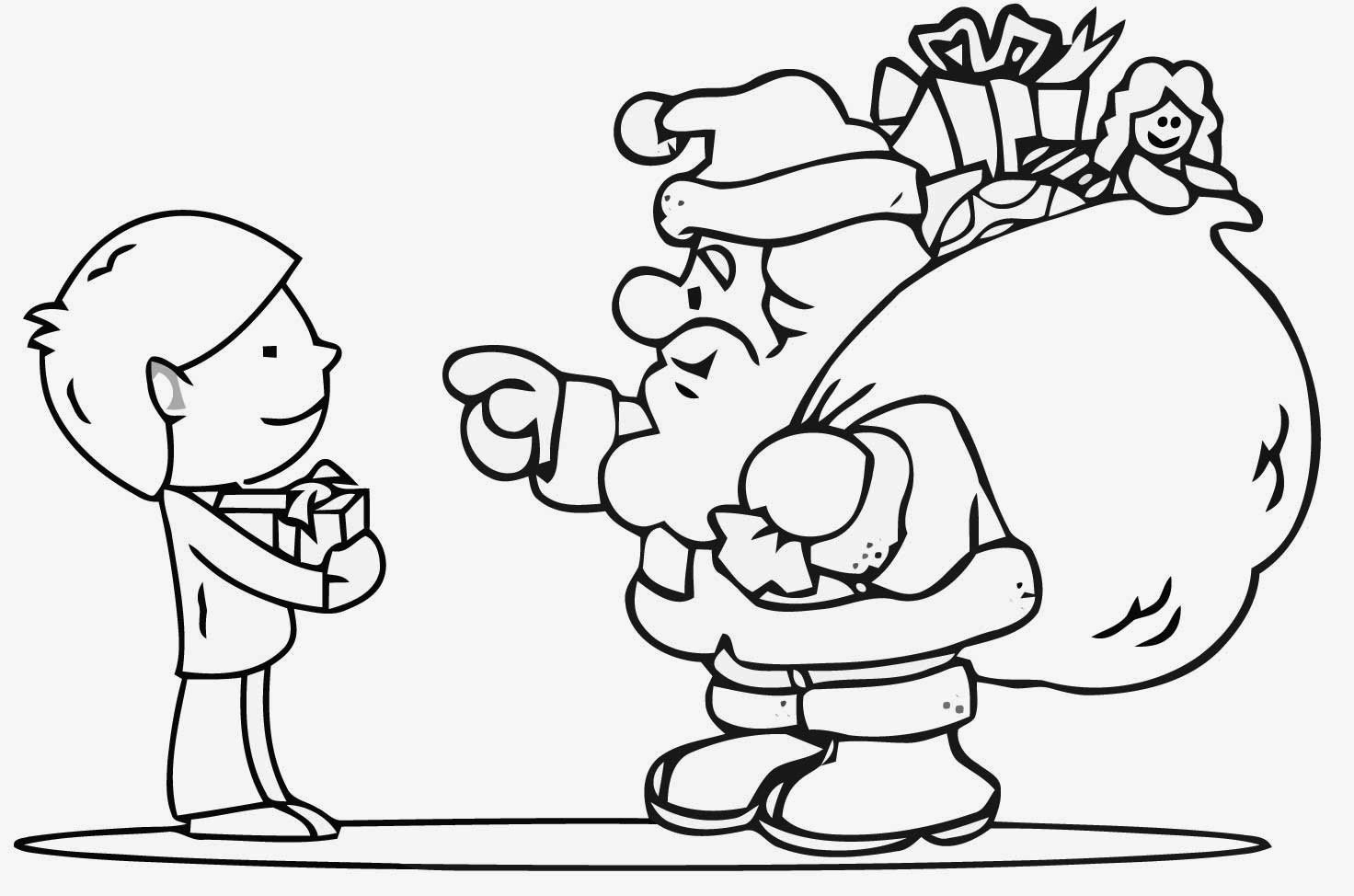 imageslist com santa claus for coloring part 2