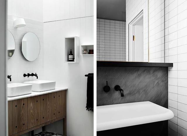 Nuove tendenze rubinetteria nera e minimale arc art for Nuove tendenze bagno