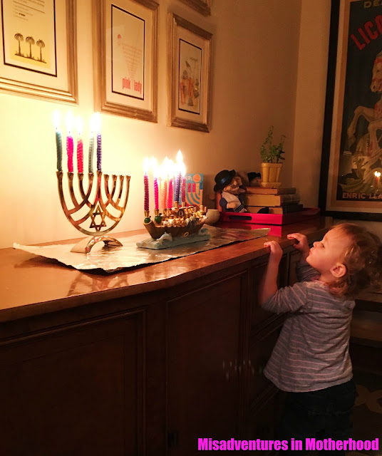 Hanukkah activities for toddlers
