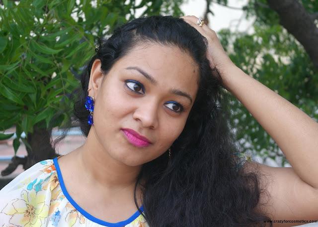minimal makeup for Indian skin