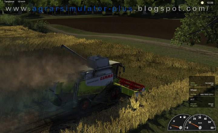Agrar Simulator 2011: Patch 1103 zum
