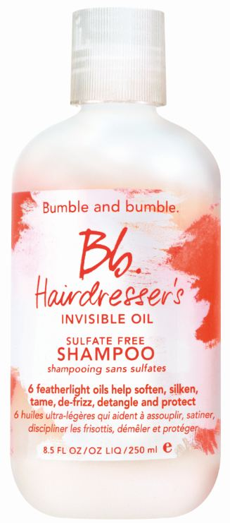 Preview: La Nuova Linea Bumble & bumble - Haidresser's Invisible Oil