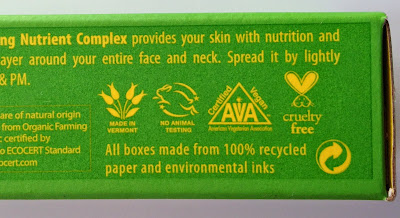 TATA HARPER PACKAGING 100% MADE FROM RECYCLED PAPER