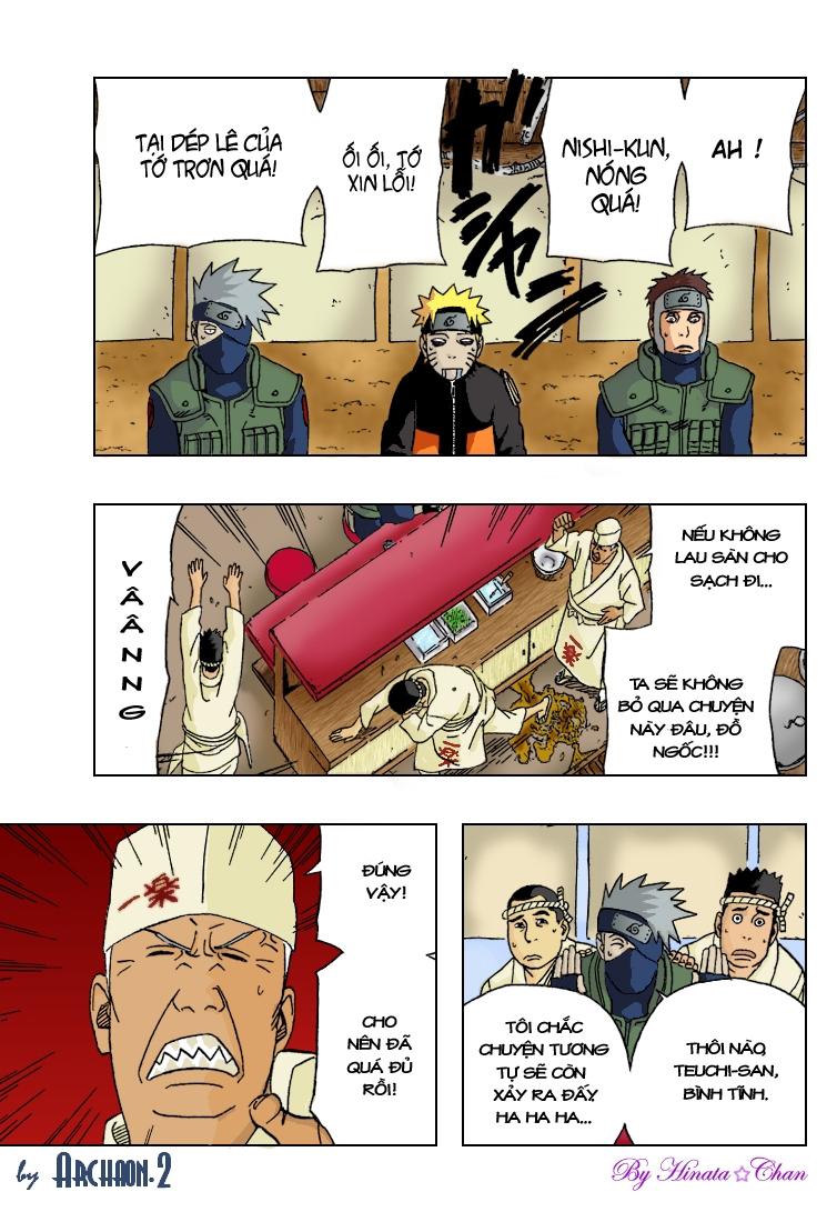 Naruto chap 320.Color Trang 13 - Mangak.info