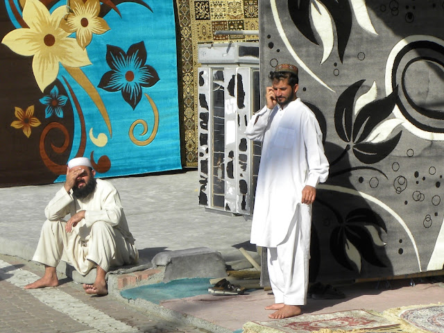Friday market Fujairah