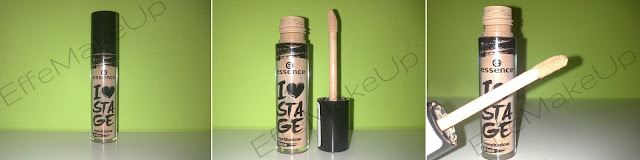 Essence I Love Stage base ombretto review