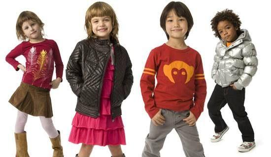 model baju anak branded terbaru