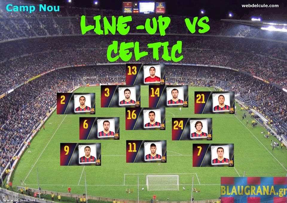 Download image Fc Barcelona Line Up PC, Android, iPhone and iPad ...