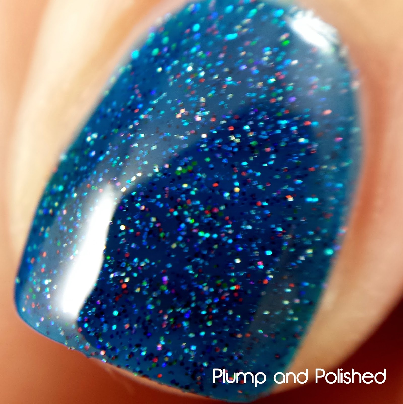 Blue-Eyed Girl Lacquer - Bound to the City Life