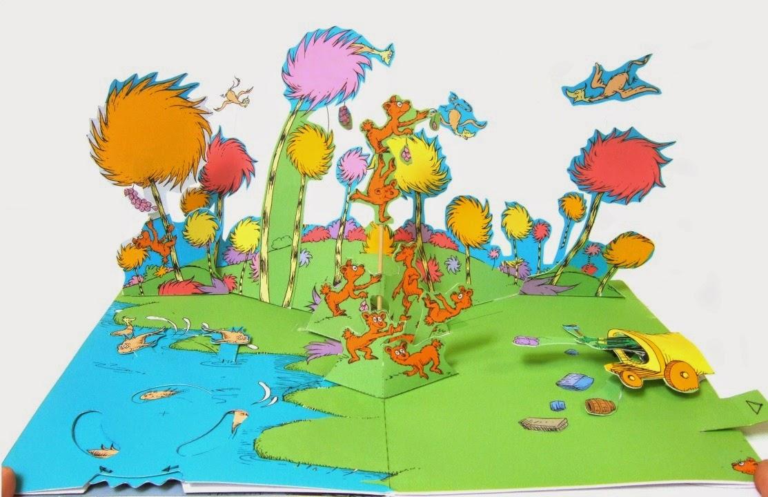 Dr Seuss Landscape
