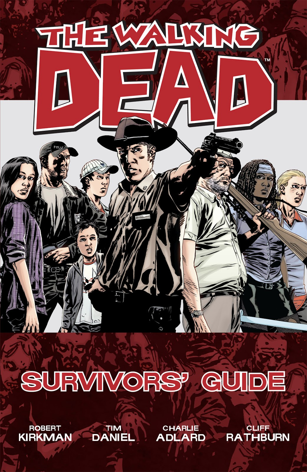 The Walking Dead Survivors' Guide issue TPB - Page 1