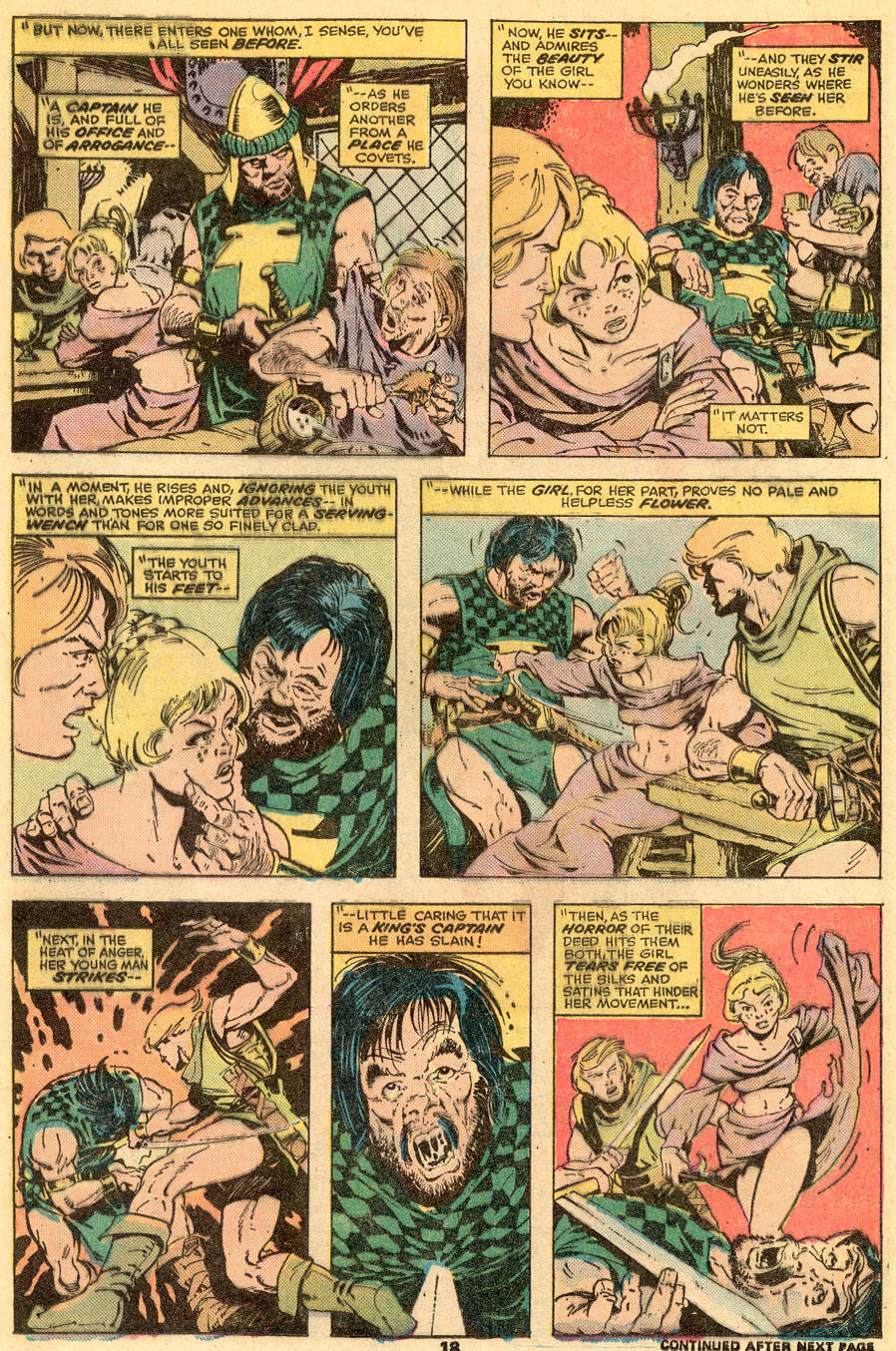 Conan the Barbarian (1970) Issue #57 #69 - English 13