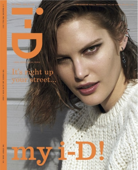 Catherine McNeil by Collier Schorr for i-D