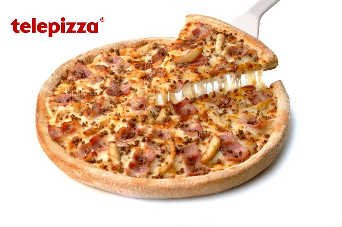 Comer bien en sevilla telepizza for Telepizza 3 pisos