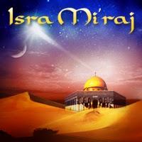 Isra' Mi'raj Nabi Muhammad SAW (16 Mei 2015)