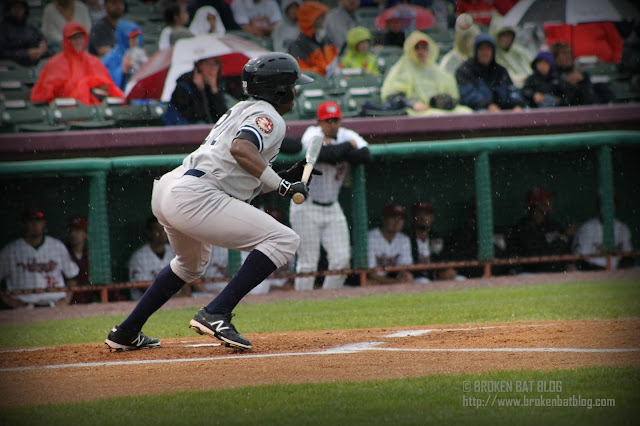 Game Photos: Staten Island Yankees @ Tri-City ValleyCats, June 27, 2015, Joseph L. Bruno Stadium, Troy, NY