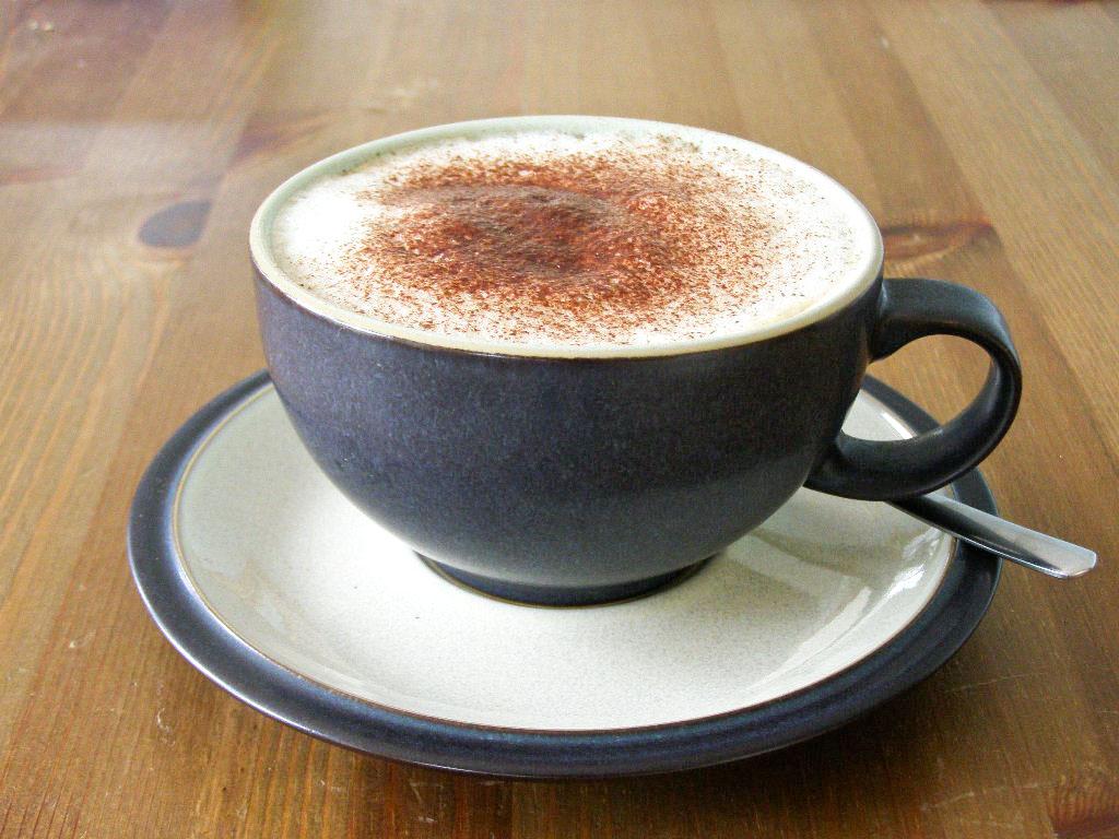 Капучино в домашних условиях с кофемашиной 518