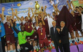 Qatar campeón junior Asia | Mundo Handball