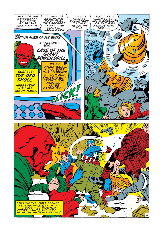 Captain America (1968) Issue #112 #26 - English 5