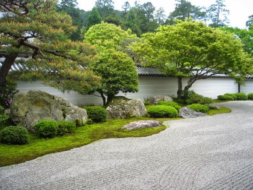 Zen Garden Symbolism Design Html on