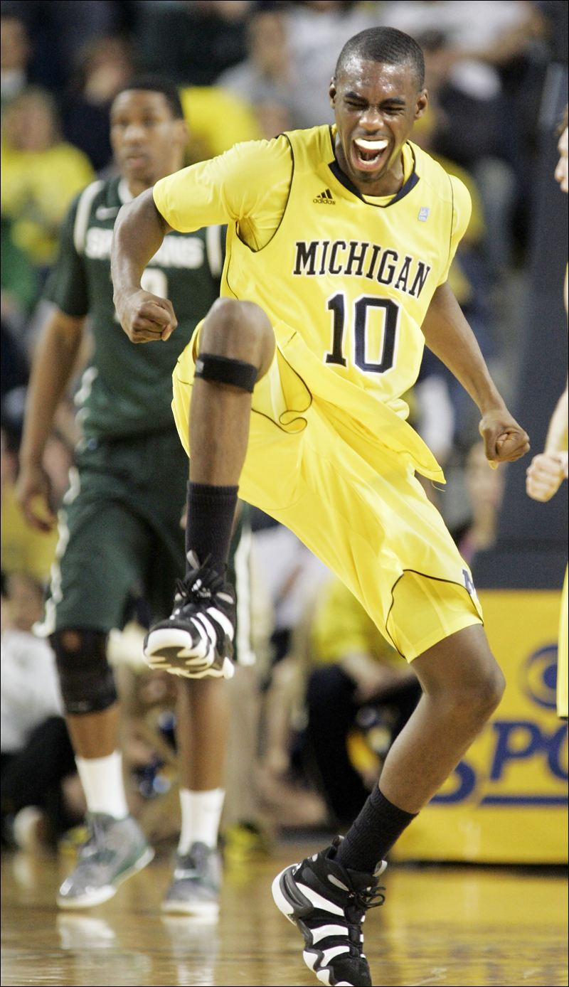Why Tim Hardaway Jr. is the best player on the Michigan roster