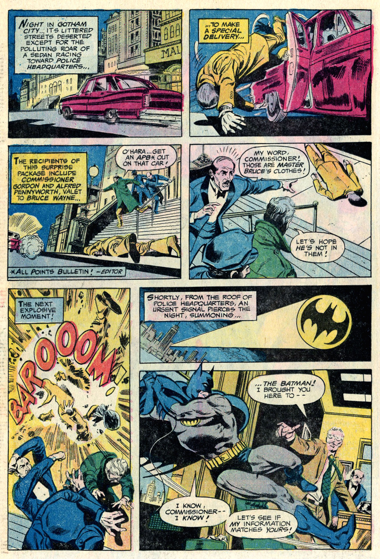 Detective Comics (1937) Issue #461 Page 4