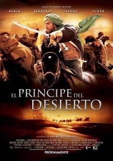 descargar El Principe Del Desierto, El Principe Del Desierto latino, ver online El Principe Del Desierto