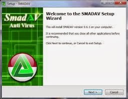 Download SmadAV 2014 Rev 9.6 Latest