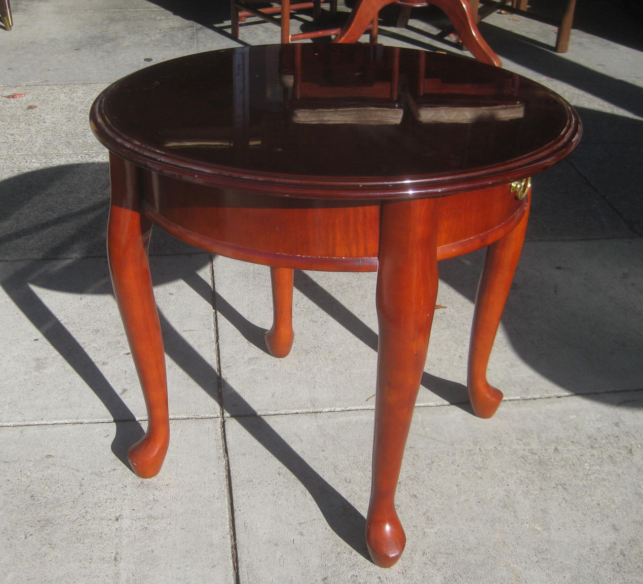 Uhuru furniture collectibles sold coffee and side for Side coffee table set