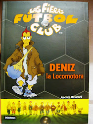 Las fieras del fútbol club: Deniz la locomotora