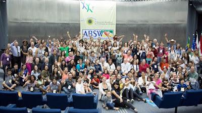 Foto de familia Congreso Síndrome de Williams, Sao Paolo, 30 Octubre 2015