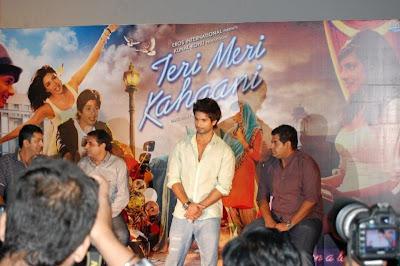 Teri Meri Kahaani 2012 music