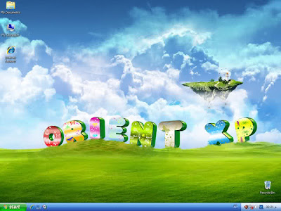 Windows Genius Orient XP SP3 2011 v2 SATA